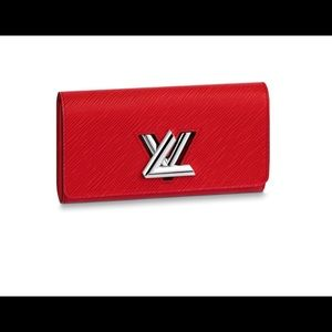 Louis Vuitton Twist Wallet